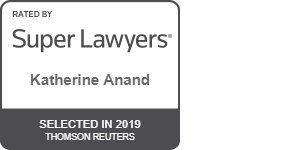 Katie Anand Super Lawyers